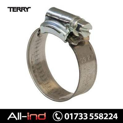 *HC1 TERRY HOSE CLIPS 25 35MM [QTY=20]