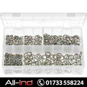 SPRING WASHERS A2 STAINLESS STEEL METRIC