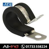 *EAC105 JCS P CLIPS EPDM LINED 5MM [QTY=50]
