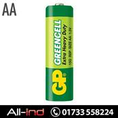 *BAT3 GP BATTERIES EX/HVY DUTY 1.5V AA (15G) [QTY=10]