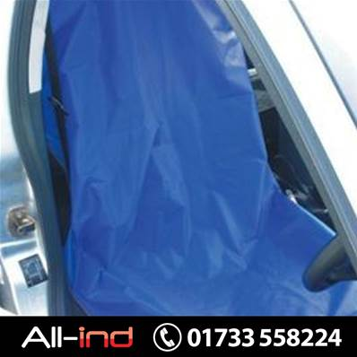 *BAG40 CAR SEAT COVER NYLON RE USABLE [CAR ONLY]