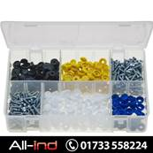 *AB222 SECURITY NUMBER PLATE SCREWS
