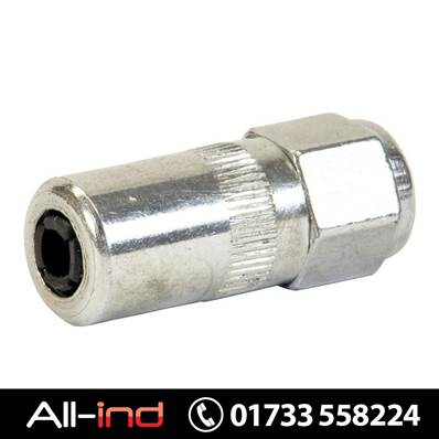 *GN191 4 JAW HYDRAULIC CONNECTOR 1/8 BSP GAS [QTY=10]