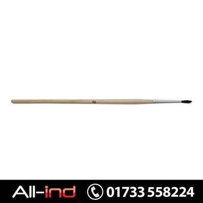 *PB66 TOUCH UP BRUSHES WOOD HANDLE NO.6 [QTY=12]