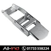 OVER-CENTRE BUCKLE 700KG ZINC PLATED