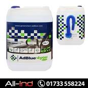 [1] ADBLUE START KIT X 4LTR - NON DRIP SPOUT