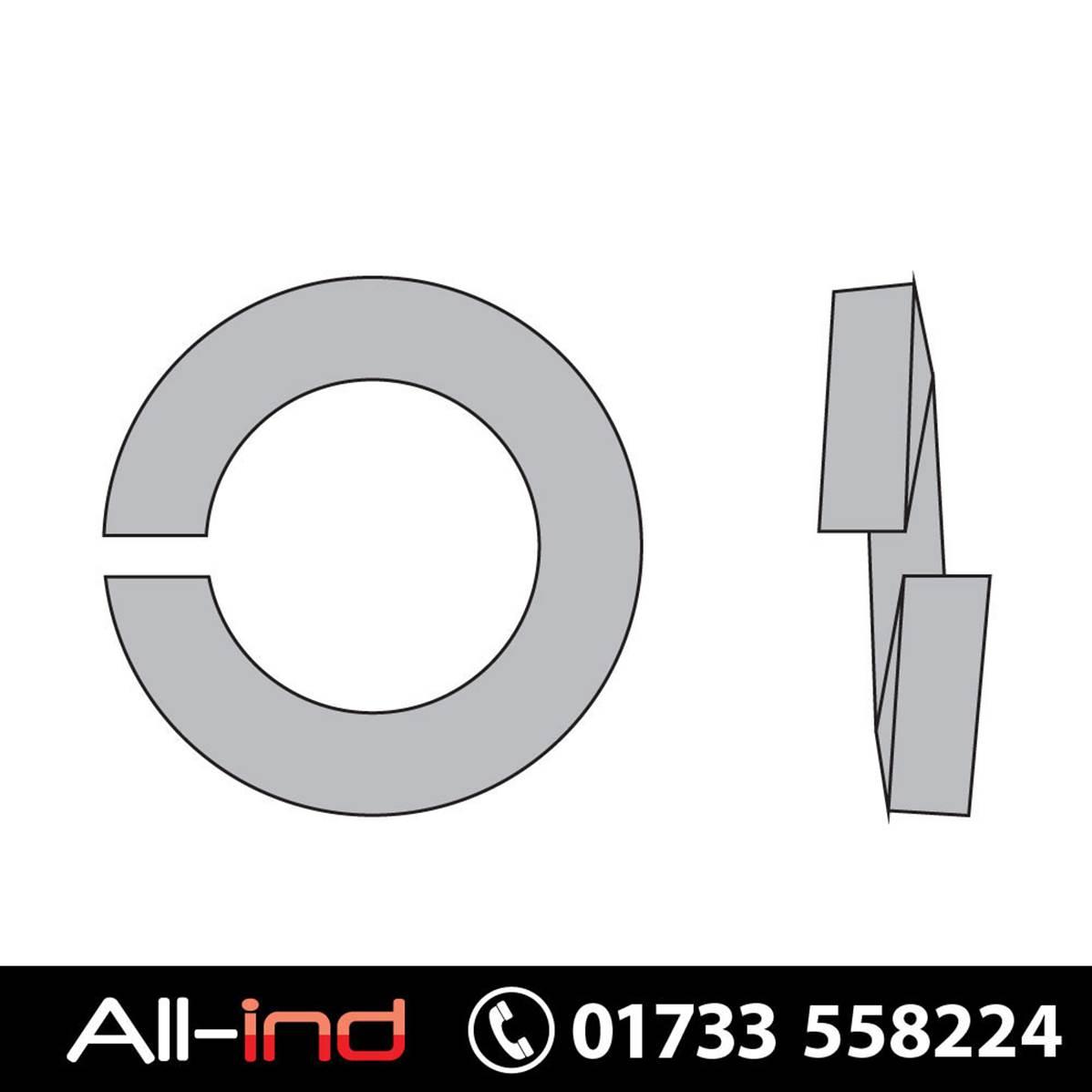 [100] M10 SPRING WASHER DIN7980 BS4464