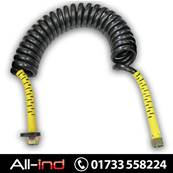 *3.5M YELLOW ANTI PREM COMPACT COIL ATE008
