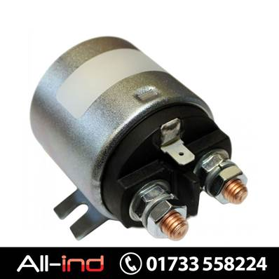 SOLENOID SWITCH - ISKRA STYLE - 12V DC 80AMP