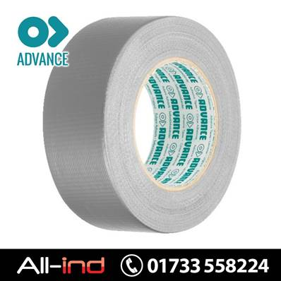 *TAPE4 ADVANCE GAFFER TAPE SILVER 50MM X 50M [QTY=2]