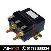 ALBRIGHT SOLENOID SWITCH - DC66-3P - 24V DC 80AMP