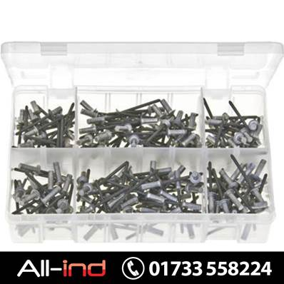 *AB146 RIVETS SEALED ALUMINIUM