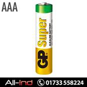 *BAT51 GP BATTERIES ALKALINE TITANIUM 1.5V AAAA [QTY=10]