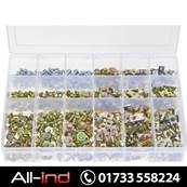 *AB504 SHEET METAL SCREWS & SPEED FASTENERS