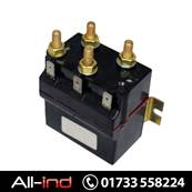 ALBRIGHT SOLENOID SWITCH - DC66-1P - 12V DC 80AMP