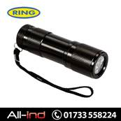 RING ESSENTIALS 9 LED TORCH