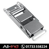 SPRING LOADED BUCKLE 1000KG STAINLESS STEEL