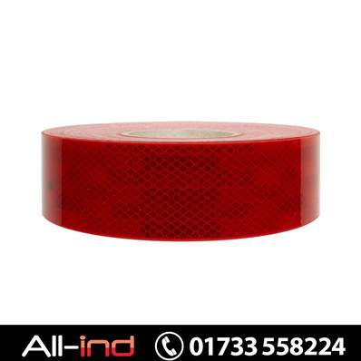 ECE104 CONSPICUITY TAPE RED 200M