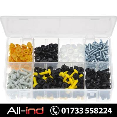 NUMBER PLATE FASTENERS