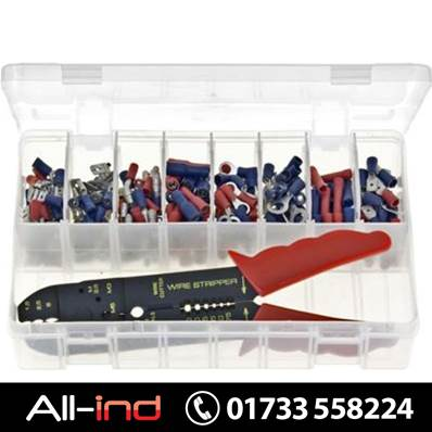 *AB43 TERMINALS INSULATED WITH PLIERS