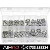 FLAT WASHERS A2 STAINLESS STEEL
