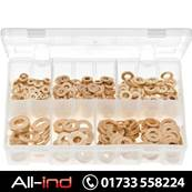 COPPER (FLAT) WASHERS