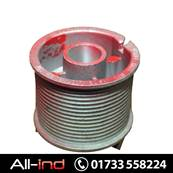 CABLE DRUM N/S UK [RED] ALLOY