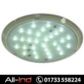 LED LAMP ROUND 30 LEDS 5W 24V DC