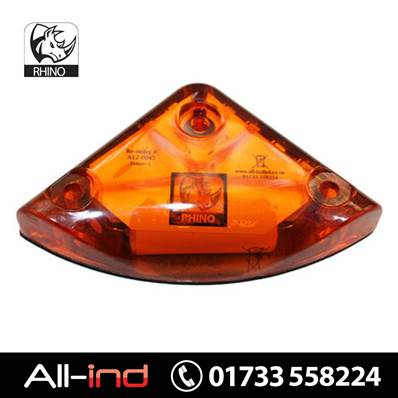 RHINO TAIL LIFT WARNING LIGHT BATTERY OPERATED