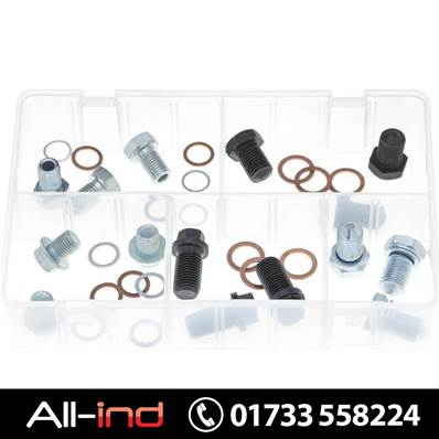 GERMAN SUMP PLUG/WASHER SELECTION