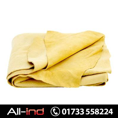 *WC16 3 SQ FT BEST QUALITY NEW ZEALAND CHAMOIS