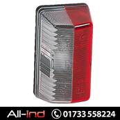 MARKER LAMP RED/WHITE