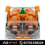 SNAP STYLE CONTACT BLOCK - 1XN/O