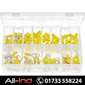 *AB162 TERMINALS INSULATED YELLOW