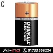 *BAT106 DURACELL PLUS ALKALINE C 1.5V [QTY=10]
