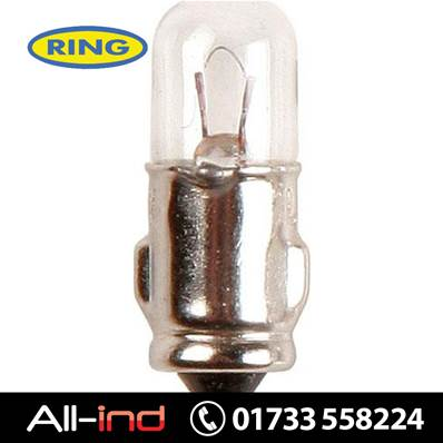 *ER281 RING CAP BA7S 12V 2W [QTY=10]