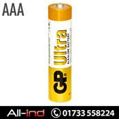 GP BATTERIES ALKALINE 1.5V AAA (24A) [QTY=10]