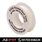 *GLU5 PTFE THREAD SEALING TAPE 12MM X 12M [QTY=10]